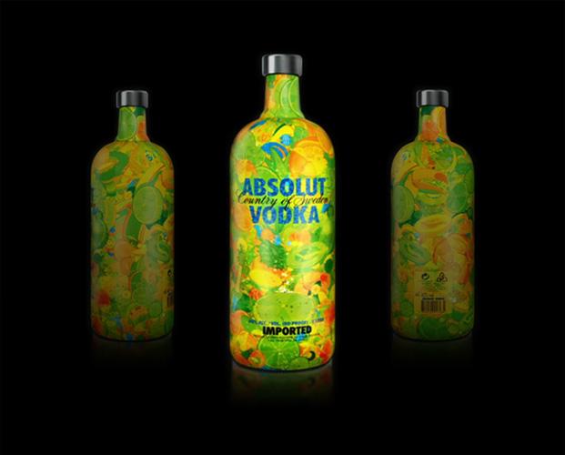 Absolut Vodka – Ilustração – We Design