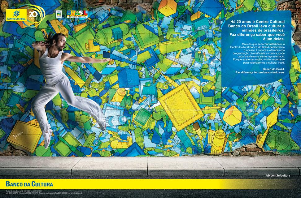 Banco do Brasil – Ilustração – We Design