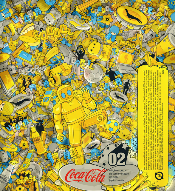 Coca Cola – Ilustração – We Design