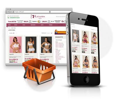 Criação de Loja Virtual em Nova Friburgo