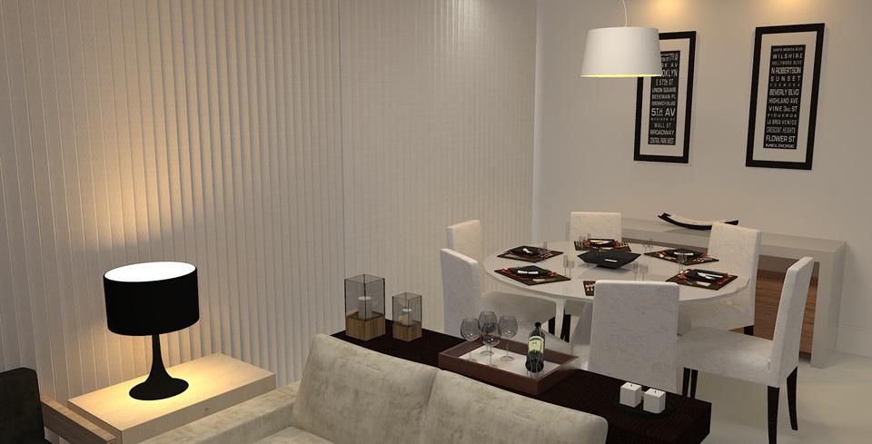 Design de Interior – Projetos Diversos 01 – Nova Friburgo