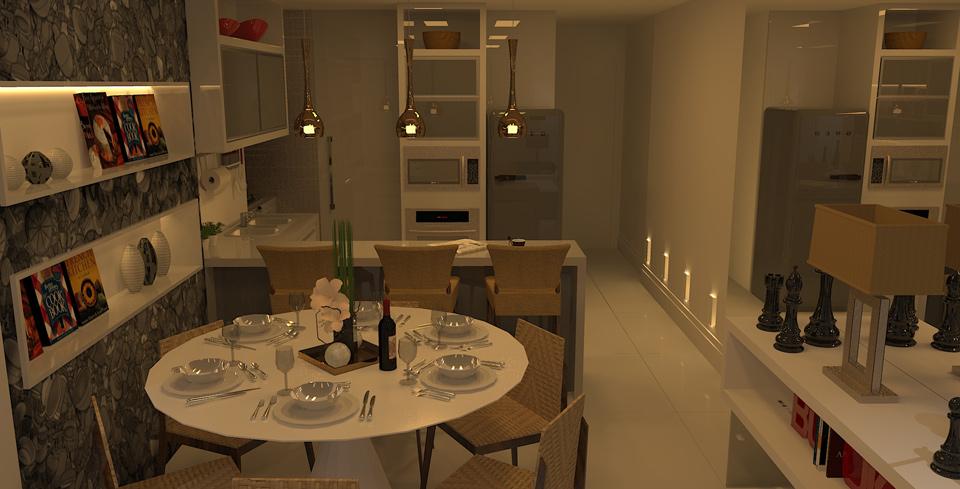 Design de Interior – Projetos Diversos 02 – Nova Friburgo