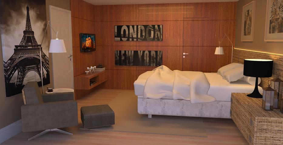 Design de Interior – Projetos Diversos 03 – Nova Friburgo