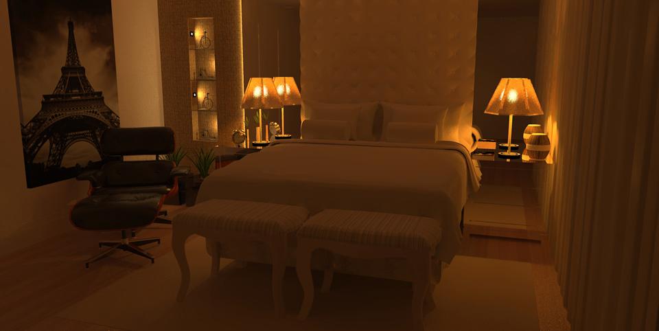 Design de Interiores – Projeto 01 – Nova Friburgo