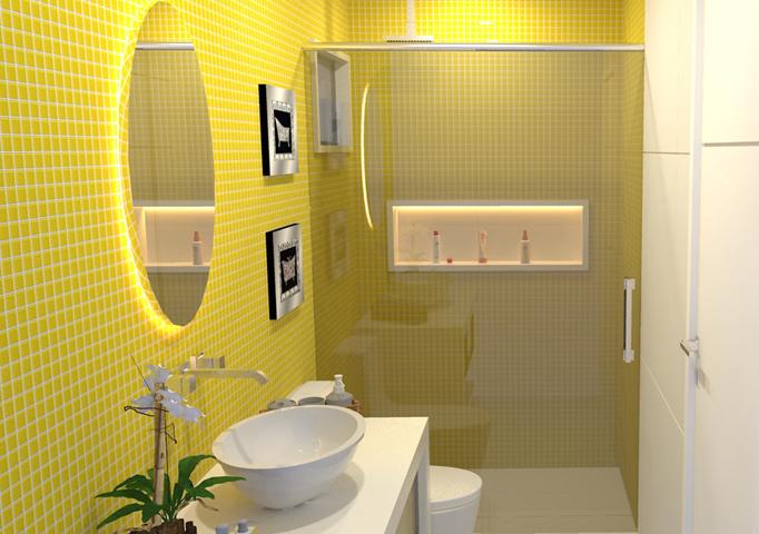 Design de Interiores – Projeto 11 – Nova Friburgo