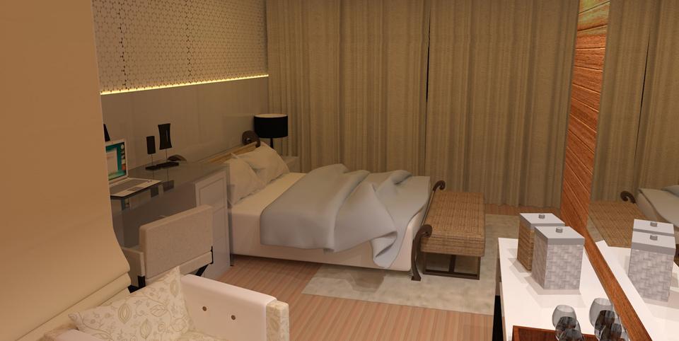 Design de Interiores – Projeto 02 – Nova Friburgo