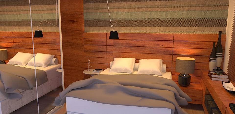 Design de Interiores – Projeto 03 – Nova Friburgo