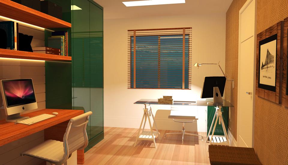 Design de Interiores – Projeto 04 – Nova Friburgo