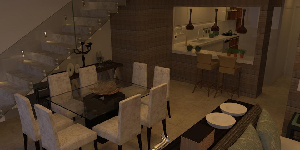 Design de Interiores – Projeto 09 – Nova Friburgo
