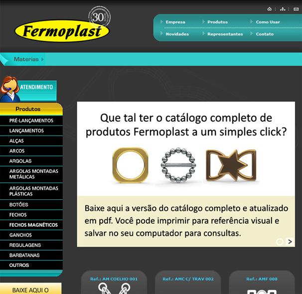 Fermoplast  01 – Nova Friburgo – We Design