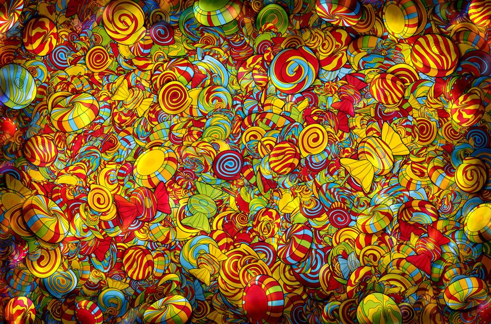 Candys – Ilustração – We Design