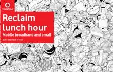 Vodaphone - Ilustração - We Design